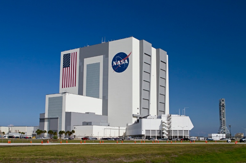 NASA Vehical Assembly Building