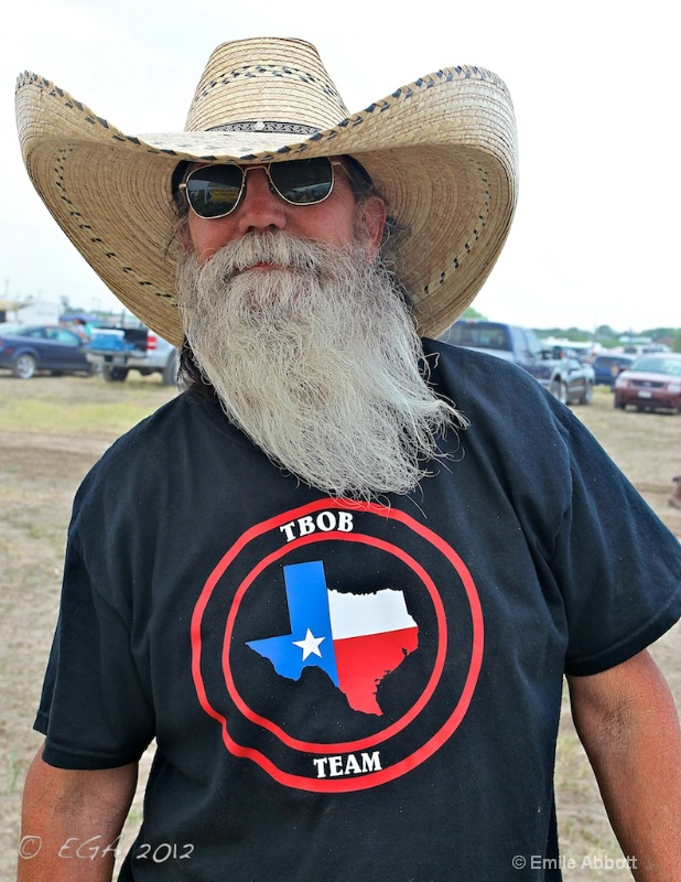 "Richard Mead ""Texas  Border Outlaw BBQ Team"