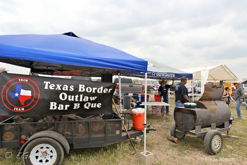 Texas Border Outlaw Bar B Que