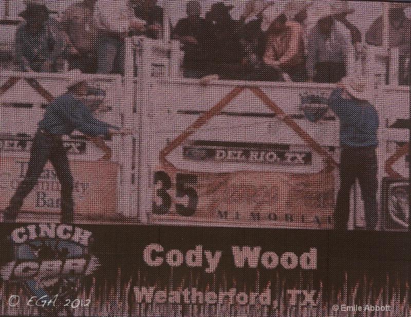 Cody Wood ready to go