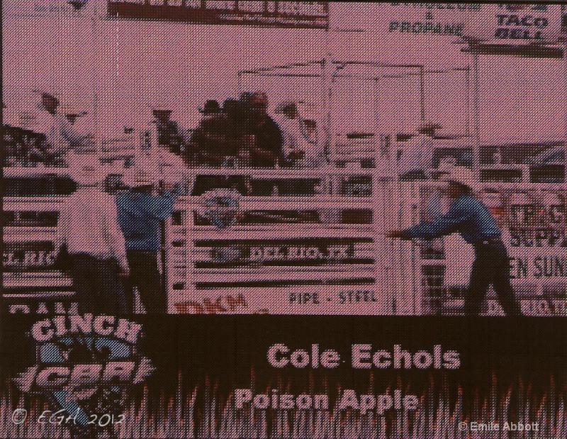 Cole Echols on Poison Apple