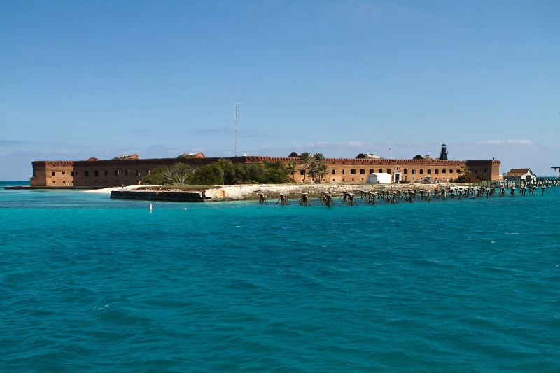 The Fort Jefferson