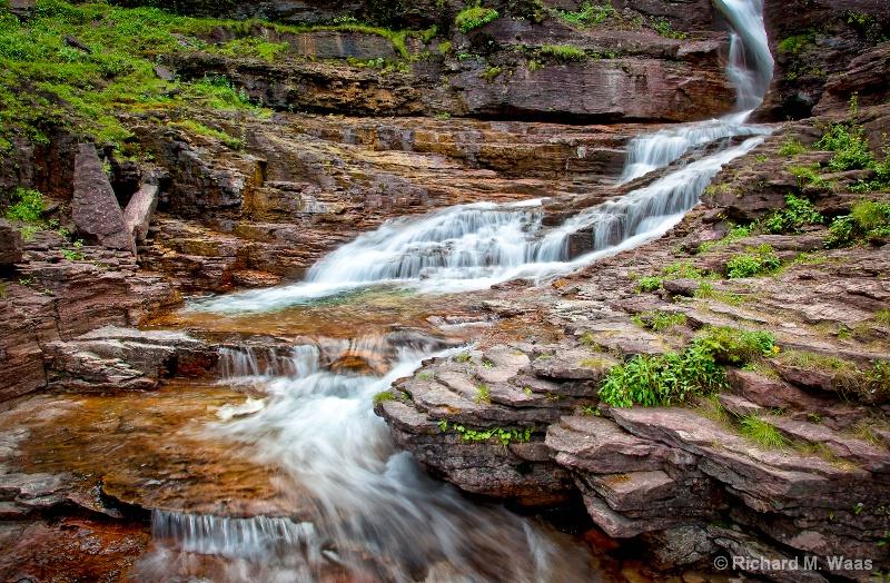 Winding Falls