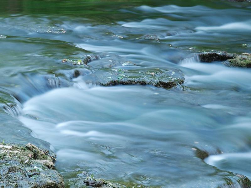 Pipe Creek close up