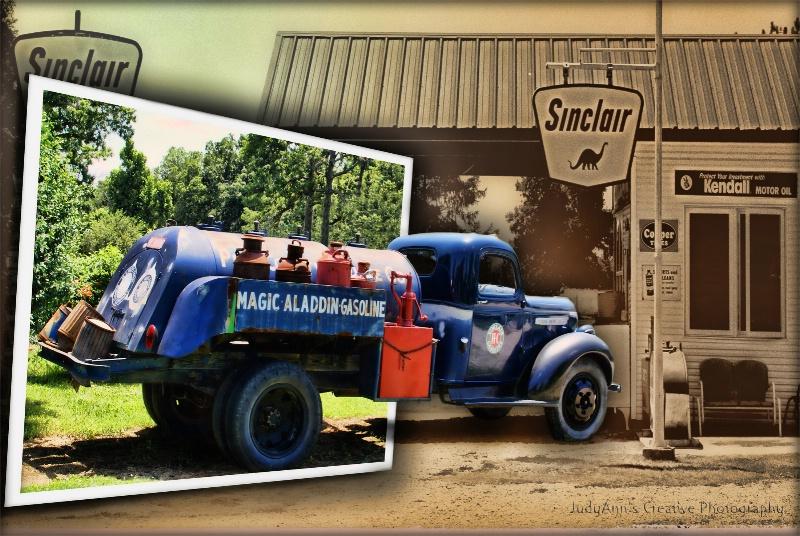Vintage Fuel Tech