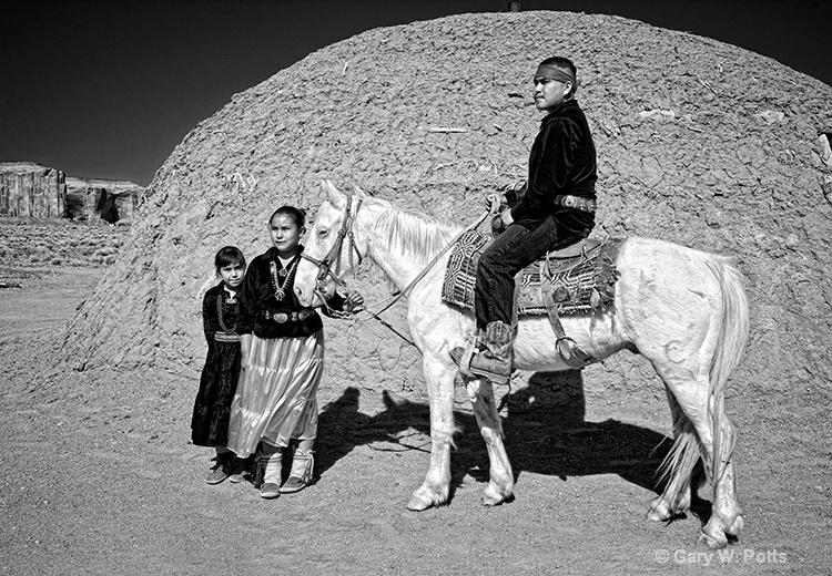navajo siblings