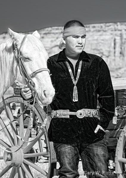 navajo teen