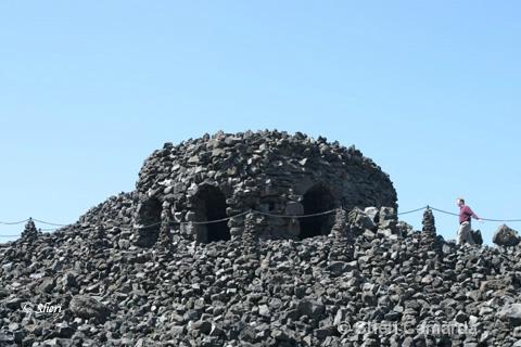 Lava Beds Lookout - Oregon