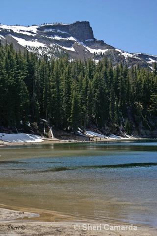 Three Creeks Lake, Sisters Oregon