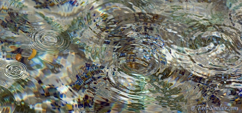 Concentric Ripples
