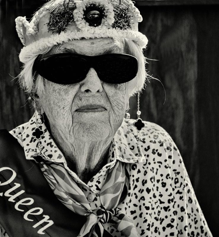 Queen of the parade