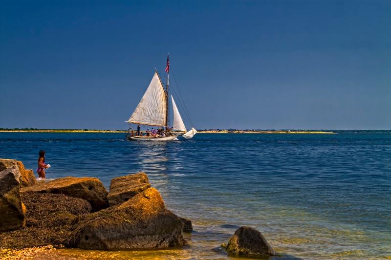Sailing Rocks!