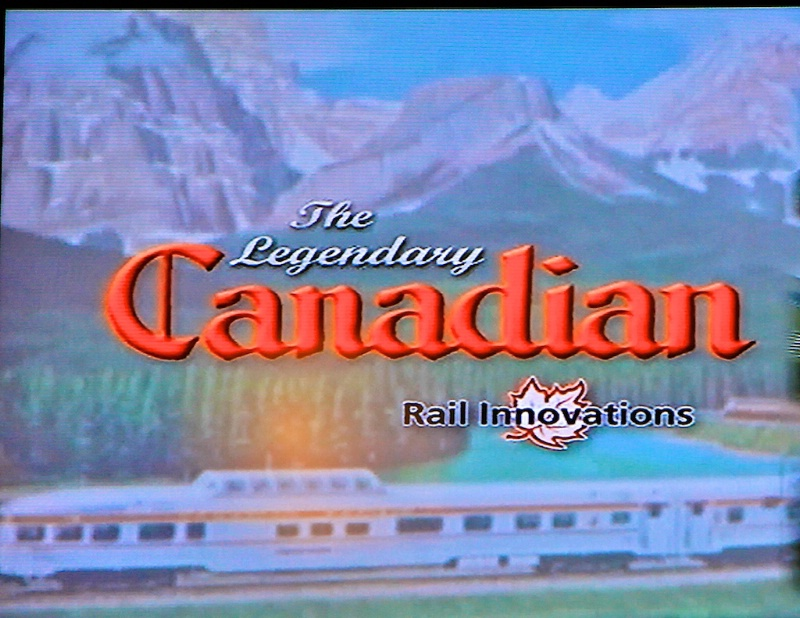 """""""The Canadian"""""""