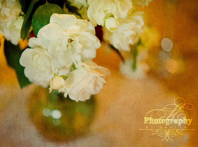 Bouquet in White