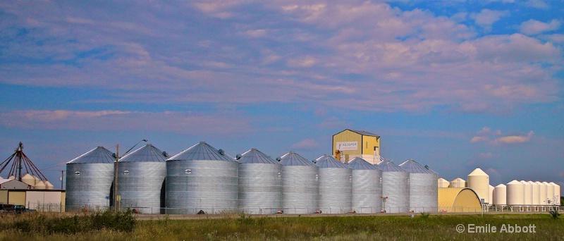 Prairies Industry