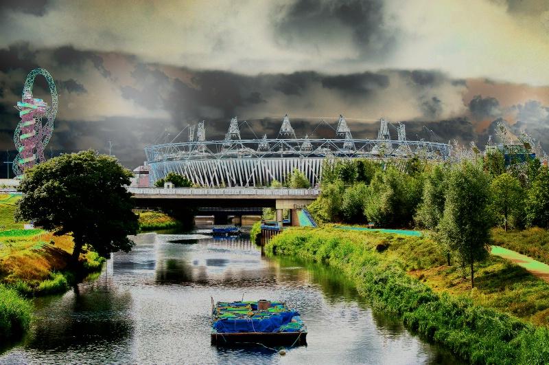 London´s Olympic Park 18
