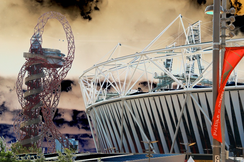 London´s Olympic Park 10