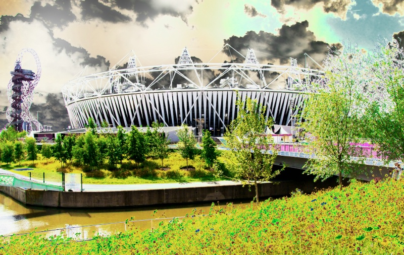 London´s Olympic Park 9
