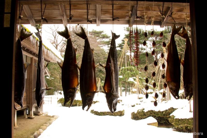 Winter's bounty in Japan I