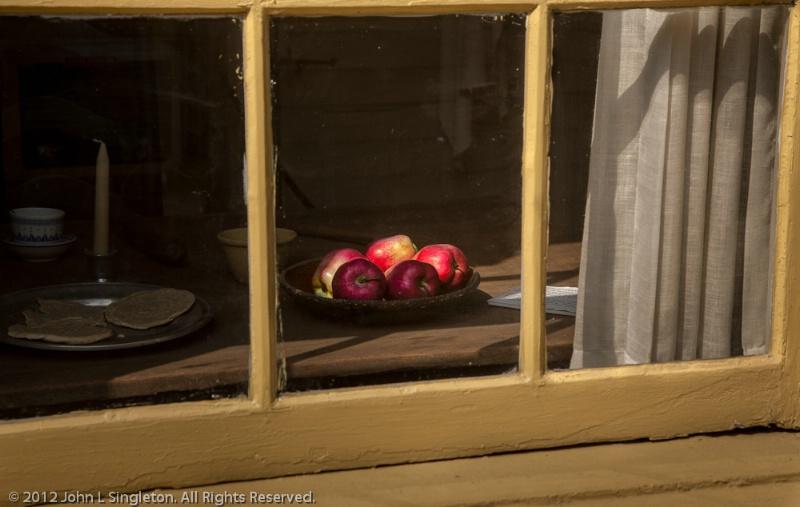 Apples Through the Window