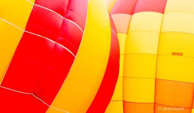Legends  Balloon Festival- Hot Springs, Arkansas