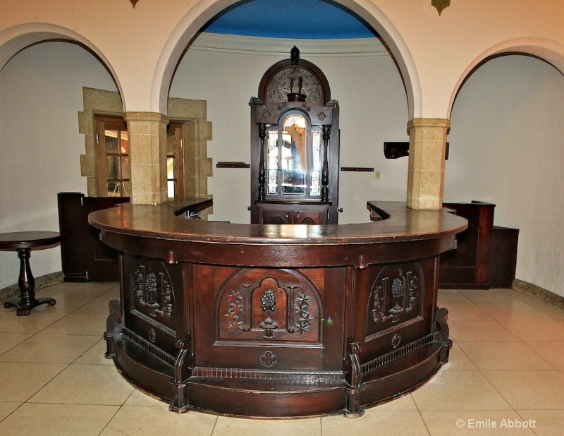 The Confessional Bar