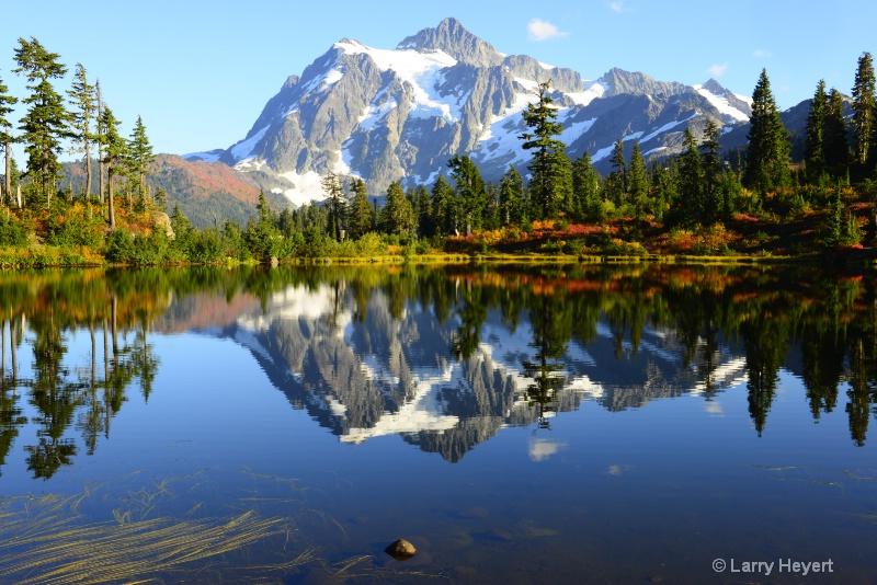 Mt Shuksan in Washington