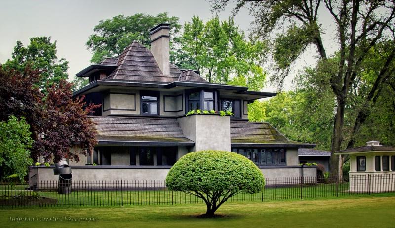 The Edward R Hills House