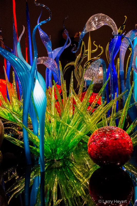 Seattle- Chihuly Glass Museum