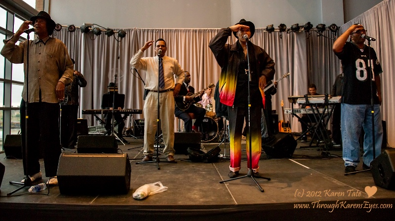 Sound Check, The Stylistics Review