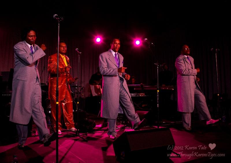 The Stylistics Review feat Van Fields