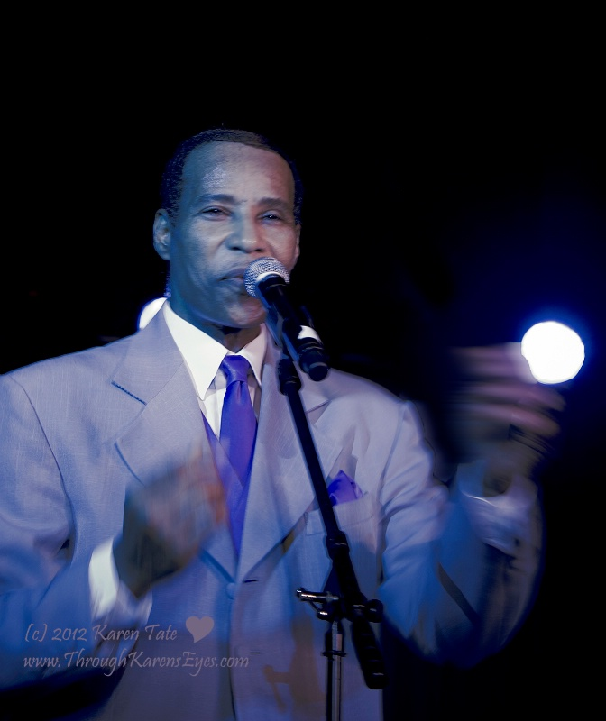 Dr. Salaam Love, The Delfonics/Stylistics Review