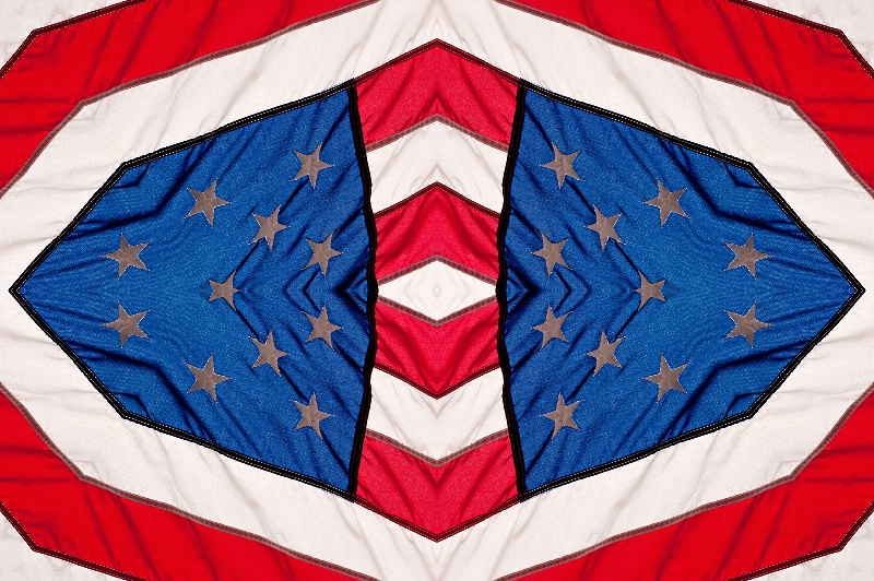 The Flag--Kaleidoscope