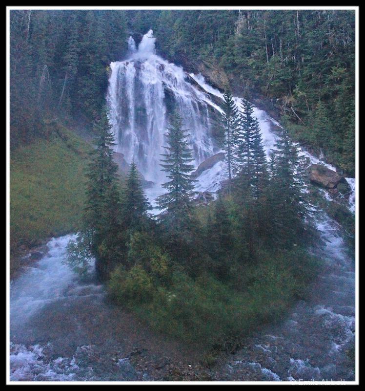 Pyramid Falls, BC, Canada