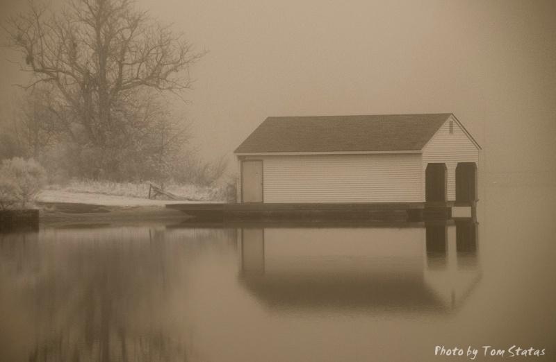 Blackwater NWR Boathouse
