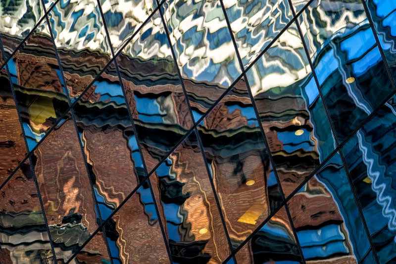 City Abstract