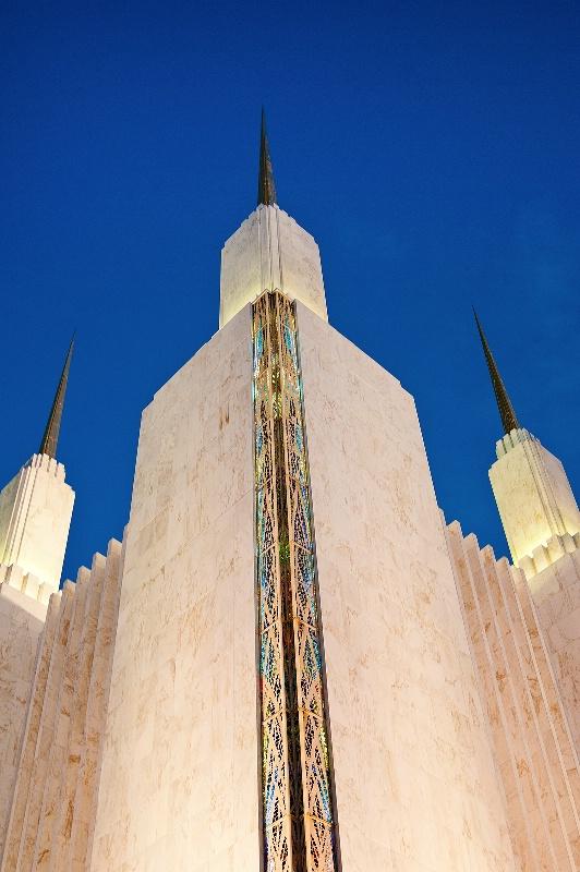DC Morman Temple