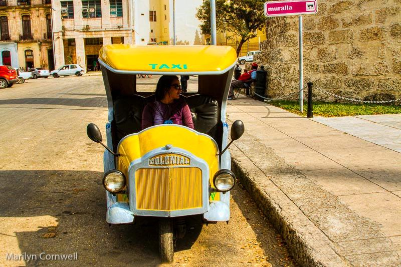 Yellow Cabbie