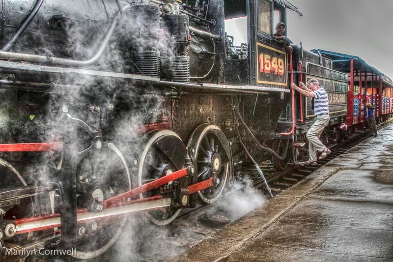 Ride the Train