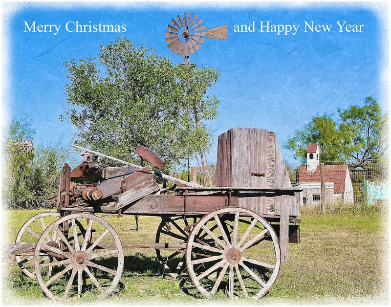 West Texas Merry Christmas to all at BP