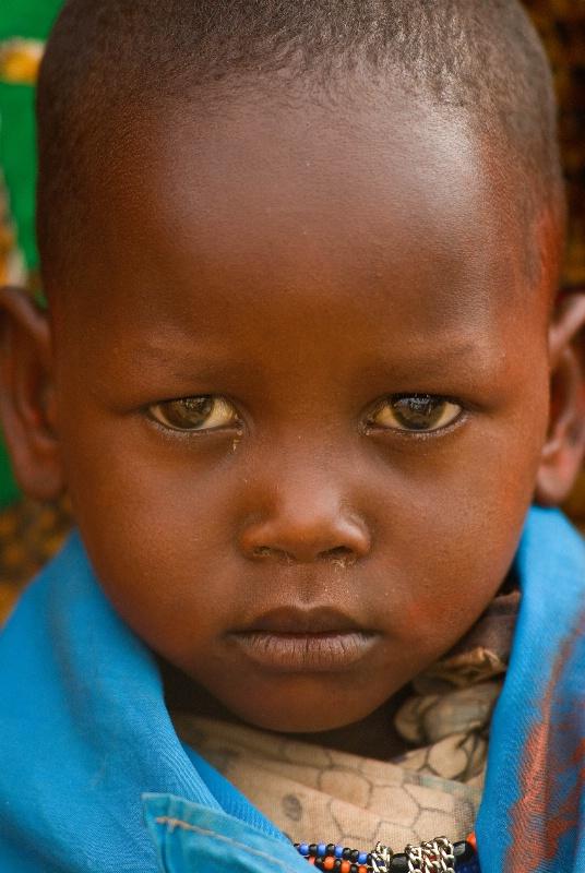 Masaii Boy