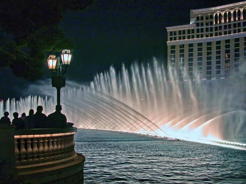 Fountains at Bellagio