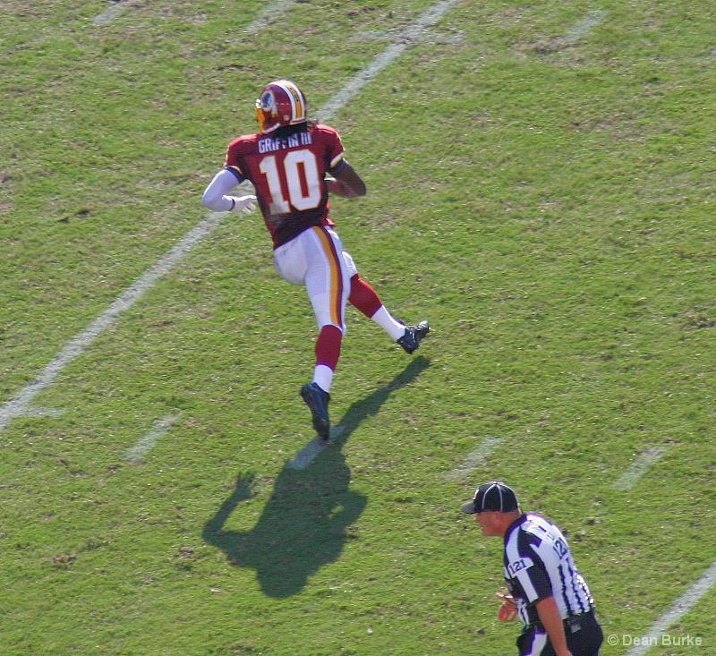 RGIII - Tampa - 2012