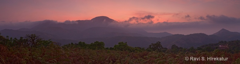 Pushpagiri Hills