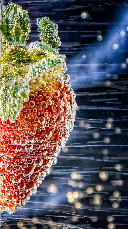 Strawberry Fizzle