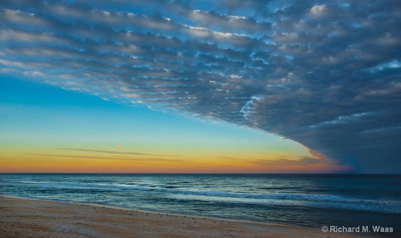 Sunset on Beverly Beach