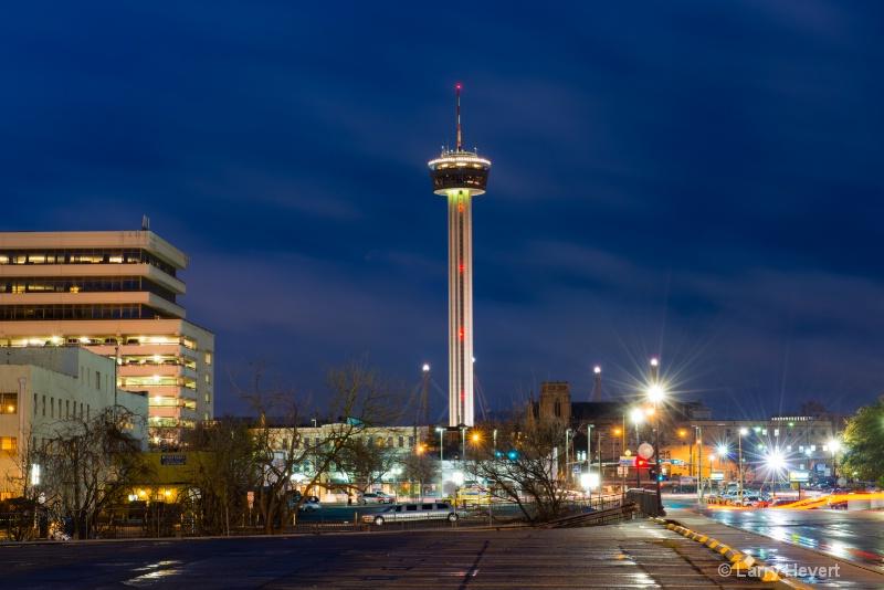 Tower of the Americas- San Antonio, TX