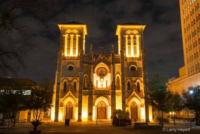 San Fernando Cathedral- San Antonio, TX