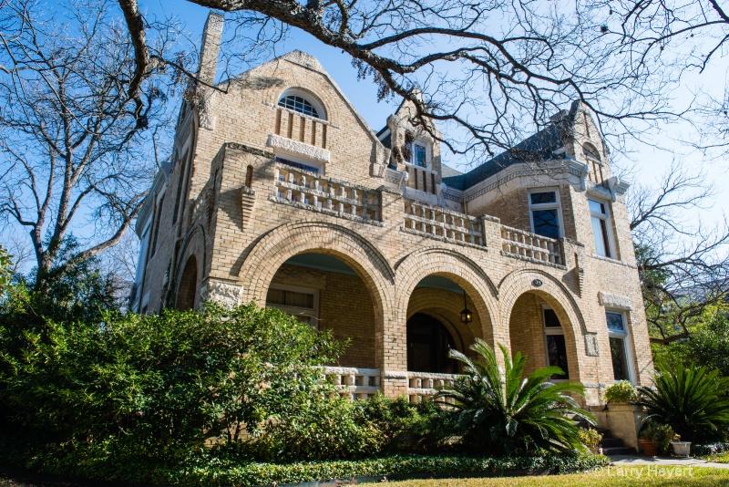 King William Historic District of Antonio, TX
