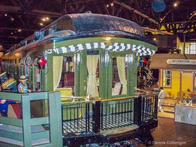Sacramento Railroad Museum 8
